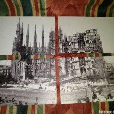 Fotografía antigua: 184 FOTOS ANTIGUAS REPRODUCCIONES CATALUÑA DE 1900-1969.. Lote 118205520