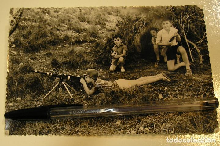 Antigua Foto Fotografia Ninos Jugando 18 Comprar Fotografias