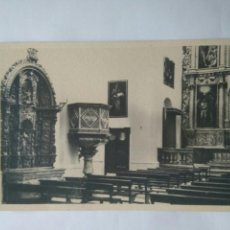 Fotografía antigua: IGLESIA CASA EJERCICIOS SAGRADO CORAZON SEVILLA. Lote 119274578