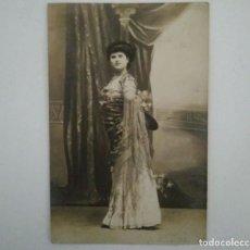 Fotografía antigua: POSTAL FOTOGRÁFICA RETRATO FOTÓGRAFO ANTONI ESPLUGAS I PUIG (1852 - 1929). Lote 120268811