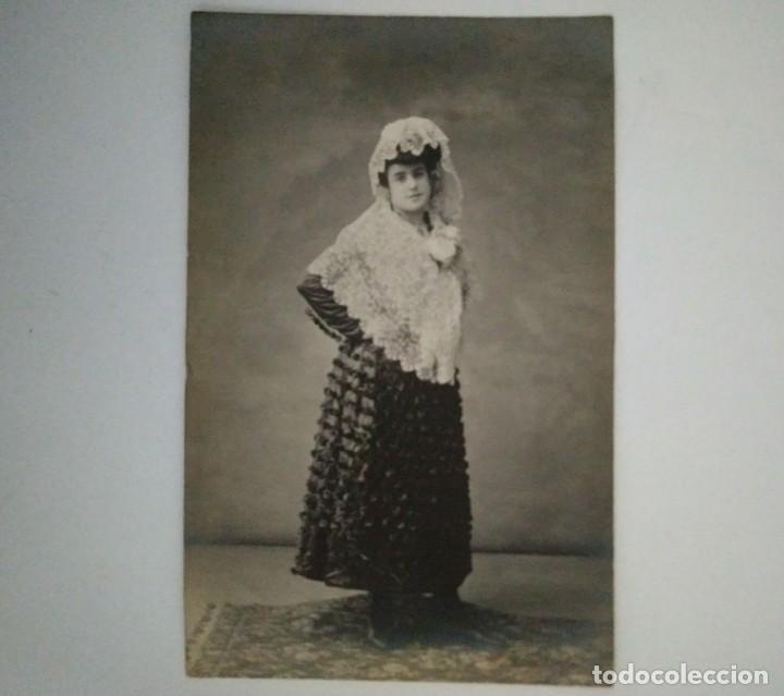 POSTAL FOTOGRÁFICA RETRATO FOTÓGRAFO ANTONI ESPLUGAS I PUIG (1852 - 1929) (Fotografía Antigua - Tarjeta Postal)