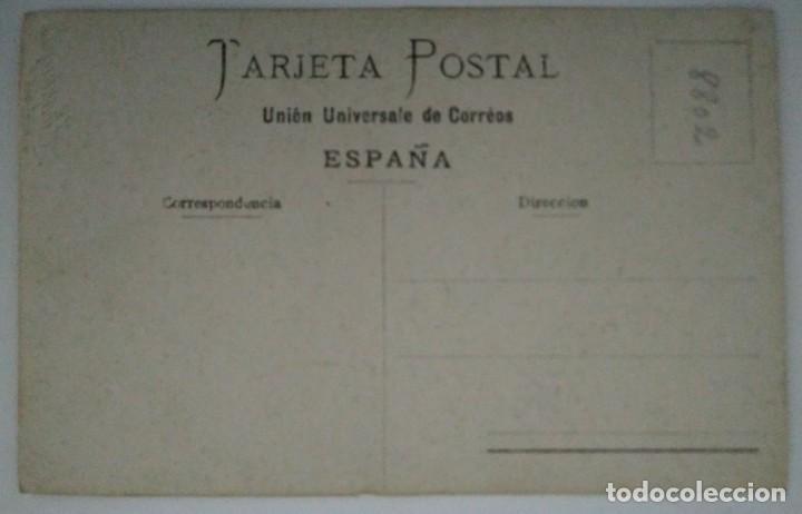 Fotografía antigua: POSTAL FOTOGRÁFICA RETRATO FOTÓGRAFO ANTONI ESPLUGAS I PUIG (1852 - 1929) - Foto 3 - 120268819