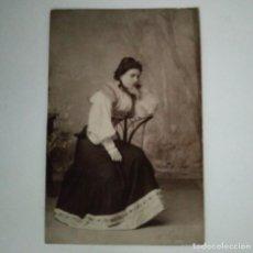Fotografía antigua: POSTAL FOTOGRÁFICA RETRATO FOTÓGRAFO ANTONI ESPLUGAS I PUIG (1852 - 1929). Lote 120268823