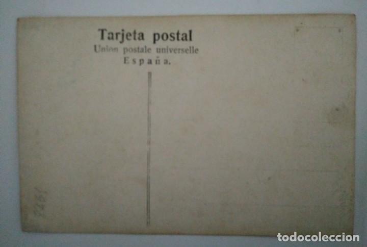 Fotografía antigua: POSTAL FOTOGRÁFICA RETRATO FOTÓGRAFO ANTONI ESPLUGAS I PUIG (1852 - 1929) - Foto 3 - 120268823