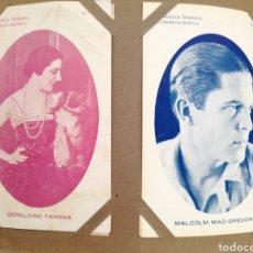 Fotografía antigua: LOTE 31 FOTOS CINEMATOGRÁFICAS 1924.. Lote 120734120