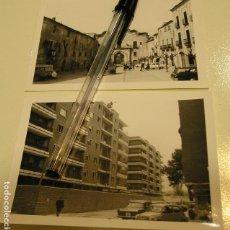 Fotografía antigua: FOTO FOTOGRAFIA COCHE ANTIGUO SEAT 600 CITROEN 2 CV CABALLOS ,SEAT 1500............. AÑOS 60/70.(18). Lote 121547335