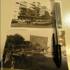 Fotografía antigua: FOTO FOTOGRAFIA COCHE ANTIGUO SEAT 600 CITROEN 2 CV CABALLOS ,SEAT 1500............. AÑOS 60/70.(18). Lote 121547463
