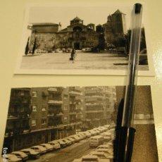 Fotografía antigua: FOTO FOTOGRAFIA COCHE ANTIGUO SEAT 600 CITROEN 2 CV CABALLOS ,SEAT 1500............. AÑOS 60/70.(18). Lote 121547575