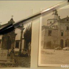Fotografía antigua: FOTO FOTOGRAFIA COCHE ANTIGUO SEAT 600 CITROEN 2 CV CABALLOS ,SEAT 1500............. AÑOS 60/70.(18). Lote 121548175