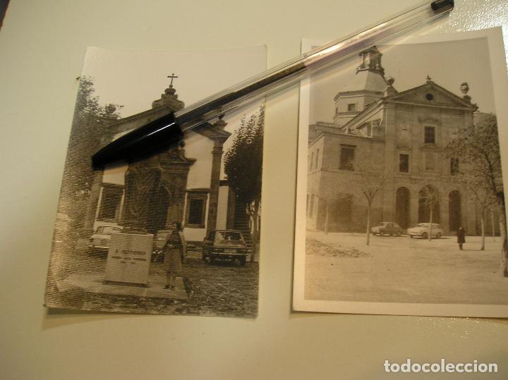 Fotografía antigua: foto fotografia coche antiguo seat 600 citroen 2 cv caballos ,seat 1500............. AÑOS 60/70.(18) - Foto 2 - 121548175
