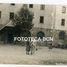 Fotografía antigua: FOTO ORIGINAL VALL DE NURIA EDIFICIO AÑOS 50/60. Lote 121709471