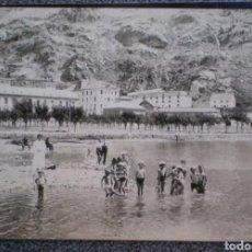 Fotografía antigua: FOTOGRAFÍA DE MUESTRA BALNEARIO DE PANTICOSA VISTA DESDE EL IBON. Lote 121725191