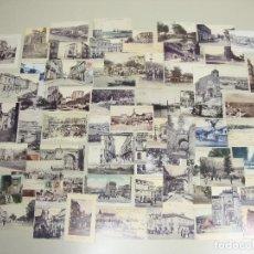 Fotografía antigua: 918- LOTE 62 POSTALES REPRODUCCIONES FOTOS ANTIGUAS GALICIA LOTE 5 VER FOTOS. Lote 122672403