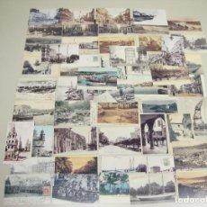 Fotografía antigua: 918- LOTE DE 50 POSTALES ANTIGUAS DE GALICIA REPRODUCIONES LOTE Nº 2 VER FOTOS. Lote 122679471