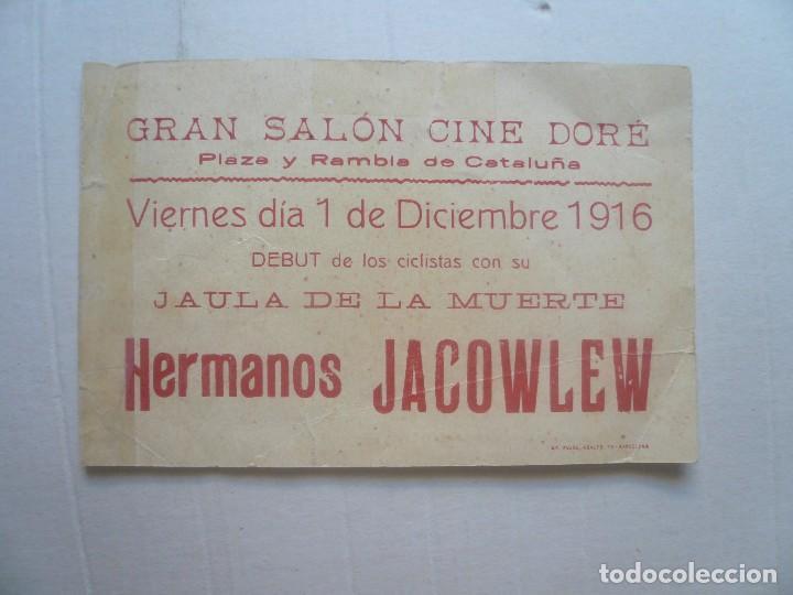 Fotografía antigua: Hermanos Jacowlew/Jacowlew Brothers - Foto 2 - 125418515