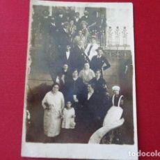 Fotografía antigua: MONDARIZ. PONTEVEDRA. 1927. IMAGEN BALNEARIO. Lote 126217375