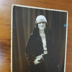 Fotografía antigua: ANTIGUA FOTOGRAFIA TARJETA POSTAL BIXIO Y CIA IRIGOYEN BUENOS AIRES ARGENTINA 1923. Lote 126400599
