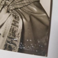 Fotografía antigua: ANTIGUA FOTOGRAFÍA RELIGIOSA IMAGEN DARBLADE TORREVIEJA ALICANTE. Lote 128348455