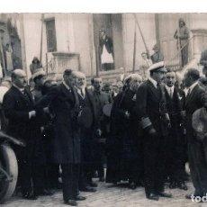 Fotografía antigua: RARA POSTAL DEL REY ALFONSO XIII . Lote 128460555