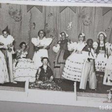Fotografía antigua: *QUADRE DE NINES* ANTIGUA TRADICIÓN MDEL PALLARS SOBIRÀ. AÑO 1935. 19 X 9. INF. 2 FOTOS.. Lote 128484043