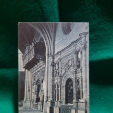 Fotografía antigua: POSTAL CATEDRAL DE PALENCIA SIN CIRCULAR. Lote 128909912