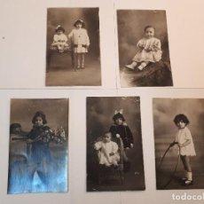 Fotografía antigua: ESTUDIO FOTOGRÁFICO J. PARRA E HIJOS. MÁLAGA. Lote 129586883