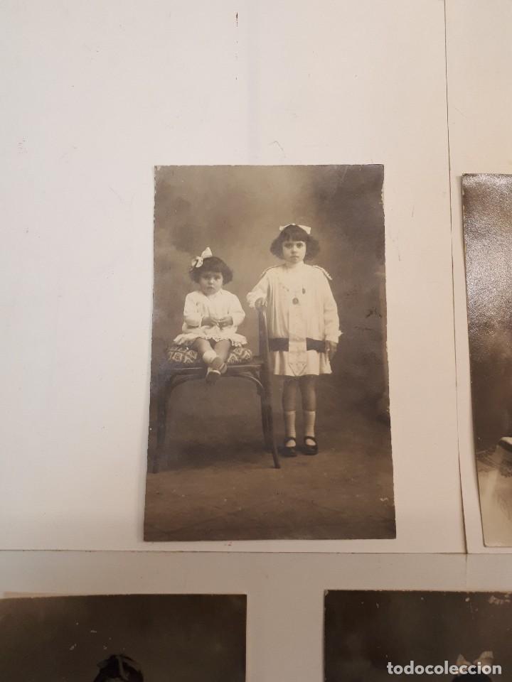 Fotografía antigua: Estudio fotográfico J. Parra e hijos. Málaga - Foto 2 - 129586883