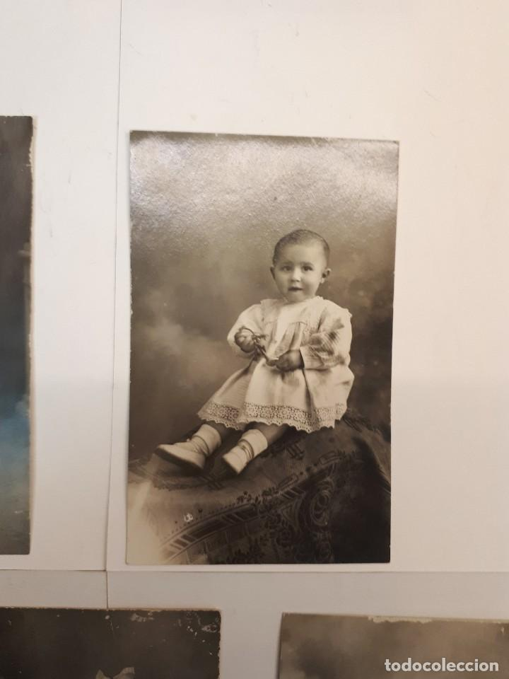 Fotografía antigua: Estudio fotográfico J. Parra e hijos. Málaga - Foto 3 - 129586883