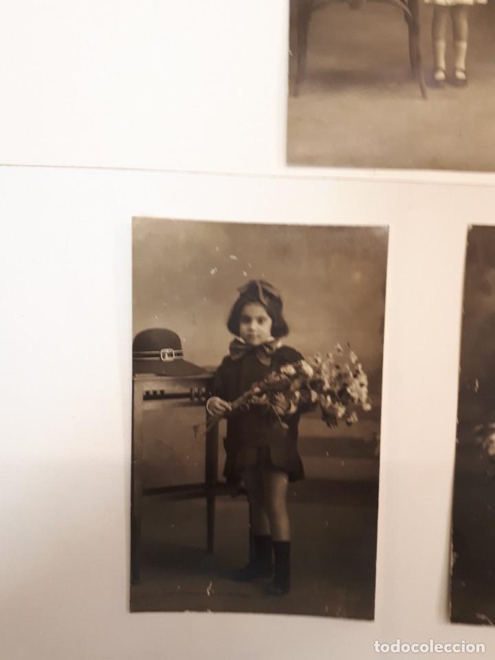 Fotografía antigua: Estudio fotográfico J. Parra e hijos. Málaga - Foto 4 - 129586883