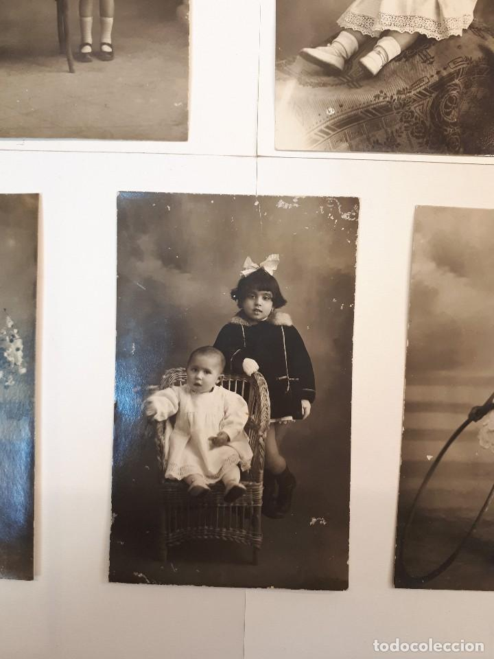Fotografía antigua: Estudio fotográfico J. Parra e hijos. Málaga - Foto 5 - 129586883