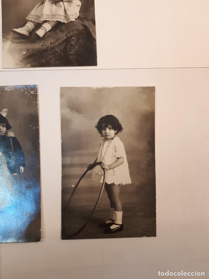 Fotografía antigua: Estudio fotográfico J. Parra e hijos. Málaga - Foto 6 - 129586883