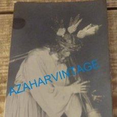 Fotografía antigua: SEMANA SANTA SEVILLA, RARISIMA POSTAL FOTOGRAFICA DEL CRISTO DE PASION. Lote 129700703