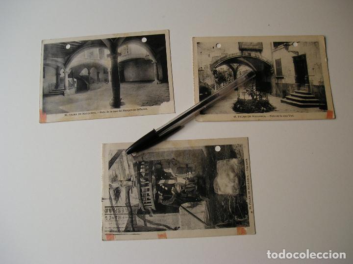 Fotografía antigua: LOTE 45 POSTALES DE BARCELONA AÑOS 40 CIRCULADAS FOTOS DE TODAS LAS POSTALES - Foto 13 - 130479494
