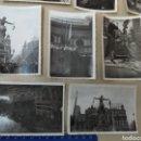 Fotografía antigua: LOTE FALLAS DE VALENCIA ANTIGUAS 17 FOTOGRAFÍAS. Lote 164893097