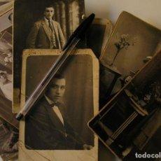 Fotografía antigua: FOTO FOTOGRAFIA LOTE 16 FOTOS CARTON DURO FOTOS DE TODAS LAS IMAGENES LOTE 107 (18). Lote 131720982