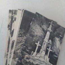 Fotografía antigua: ANTIGUAS TARJETAS POSTALES DE MONTSERRAT. Lote 131926593