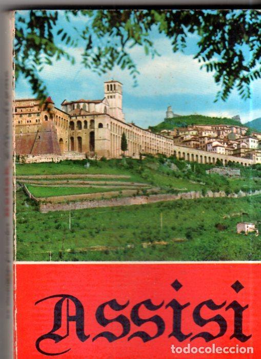 LOTE DE 22 FOTOGRAFIAS DE ASSISI, ITALIA. MEDIDAS : 12,5 X 9 CM APROX. (Fotografía Antigua - Tarjeta Postal)