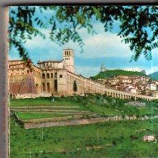 Fotografía antigua: LOTE DE 22 FOTOGRAFIAS DE ASSISI, ITALIA. MEDIDAS : 12,5 X 9 CM APROX.. Lote 131987606