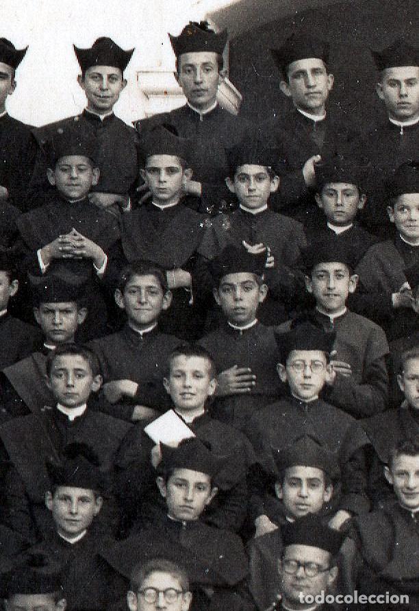 Seminario Fechada 1944 Posiblemente Sanlucar Buy Old Postcard