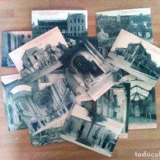Fotografía antigua: COLECCIÓN COMPLETA 100 POSTALES SEMANA TRÁGICA BARCELONA 1909 - UNICO EN TODOCOLECCIÓN (2018-09). Lote 132316682