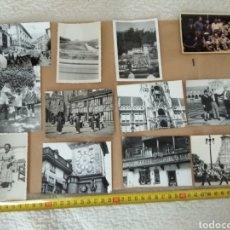 Fotografía antigua: LOTE DE 12 FOTOGRAFÍAS ANTIGUAS N.1. Lote 133206534