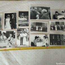 Fotografía antigua: LOTE DE 11 FOTOGRAFÍAS ANTIGUAS N.5. Lote 133209929