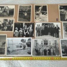 Fotografía antigua: LOTE 12 FOTOGRAFÍAS ANTIGUAS (N2). Lote 133205221