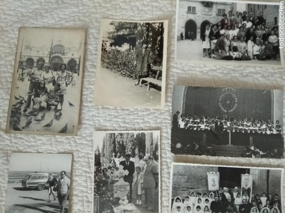 Fotografía antigua: LOTE DE 18 FOTOGRAFÍAS ANTIGUAS SIN CLASIFICAR N.6 - Foto 2 - 133210894