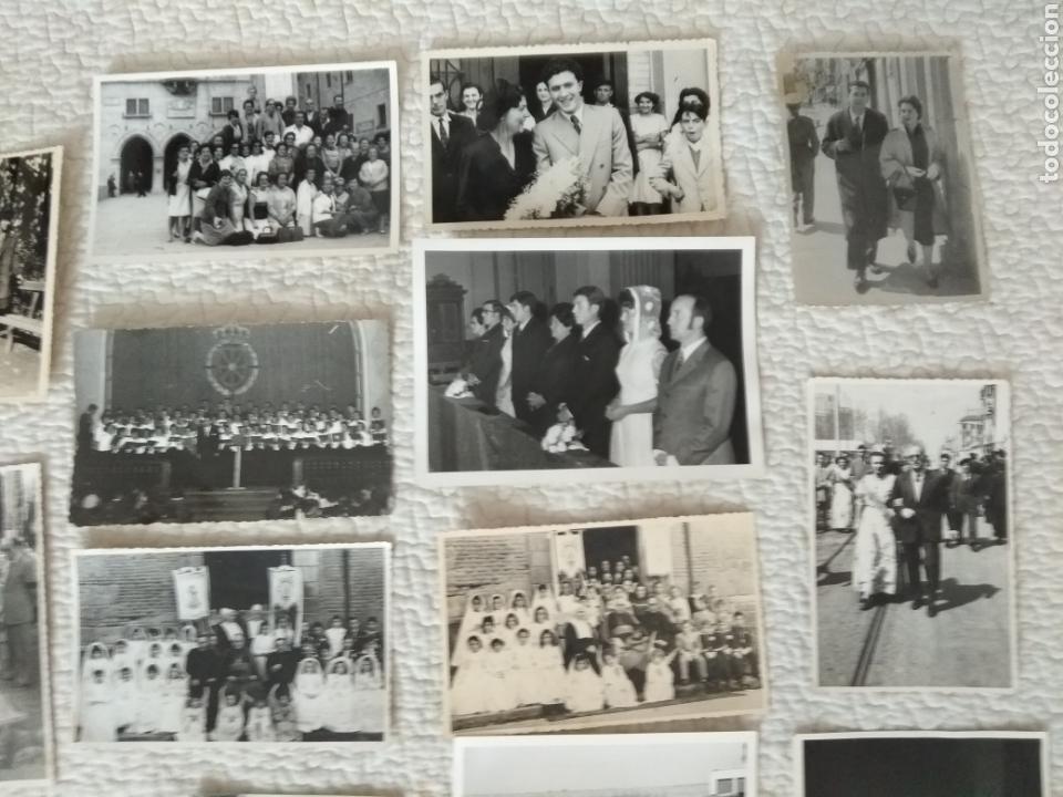 Fotografía antigua: LOTE DE 18 FOTOGRAFÍAS ANTIGUAS SIN CLASIFICAR N.6 - Foto 4 - 133210894