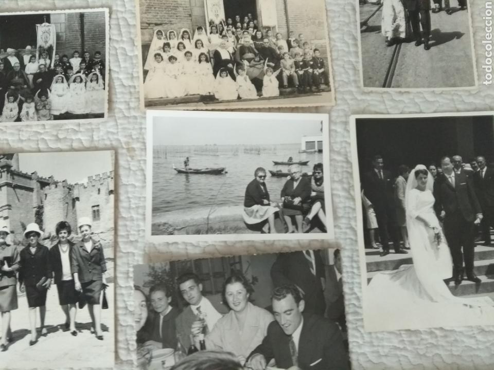 Fotografía antigua: LOTE DE 18 FOTOGRAFÍAS ANTIGUAS SIN CLASIFICAR N.6 - Foto 5 - 133210894