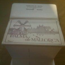 Fotografía antigua: PALMA DE MALLORCA - CASA TRUYOL - ACORDEÓN DE 10 POSTALES, COMPLETO. Lote 133365786