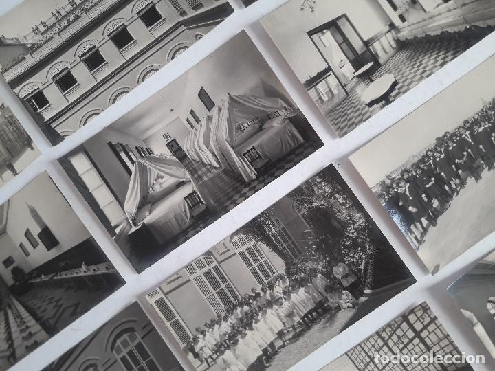 FOTOS , FOTO , FOTOGRAFIA COLEGIO SDO. CORAZON DE JESUS - VALENCIA (Fotografía Antigua - Tarjeta Postal)