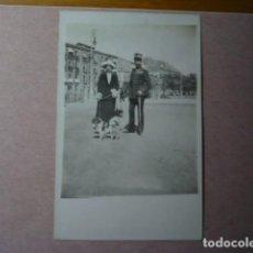 Fotografía antigua: ALICANTE, TARJETA POSTAL FAMILIAR. Lote 134733310