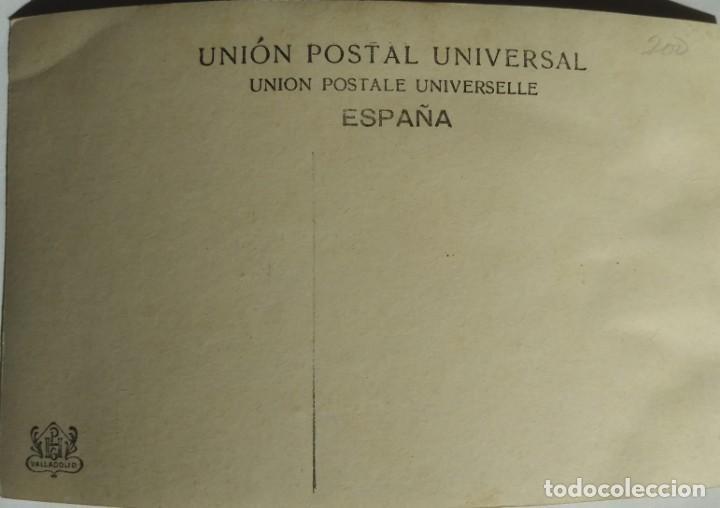 Fotografía antigua: 1907 Felicitación - Foto 2 - 134753110